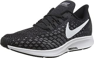 Nike Men's Air Zoom Pegasus 35 Running Shoe Black/White/Gunsmoke/Oil Grey Size 12 M US