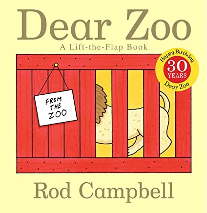 Dear Zoo: A Lift-the-Flap Book