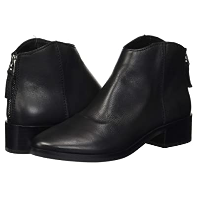 Dolce Vita Tucker (Black Leather) Women