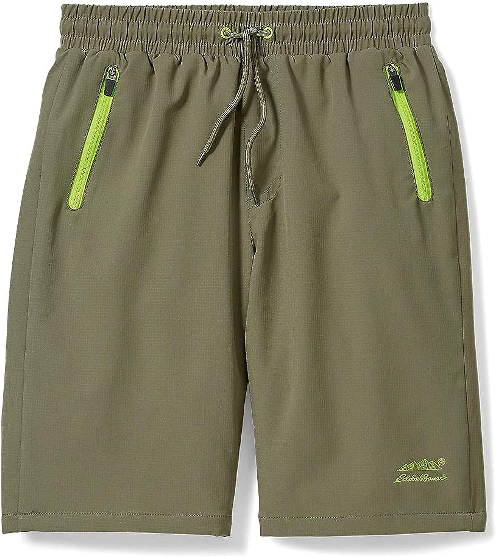 Eddie Bauer Boys Quick Dry Performance Shorts