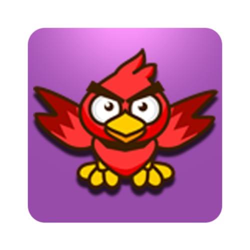 Jack der Roten Vogel Große Fliegen Abenteuer für Kinder, Jungen, Mädchen und Familie