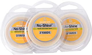 Walker Tape No Shine Bonding Double Sided Tape for Tape in Hair Extensions (3/4 ICNH, 3yard)