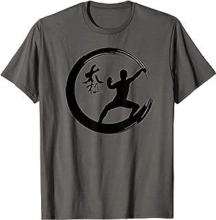 Enso Circle Tai Chi Martial Arts T-Shirt
