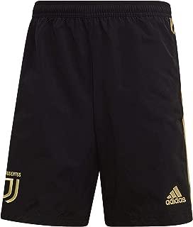 Adidas Woven Juventus Sweat Sports Short for Men - Black, Medium
