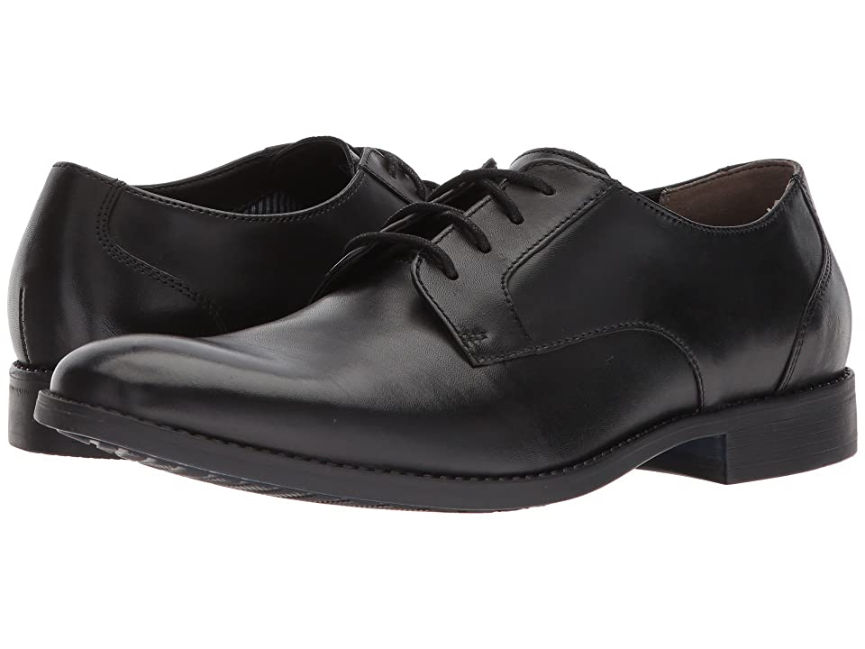 Bostonian Garian Plain (Black Leather) Men