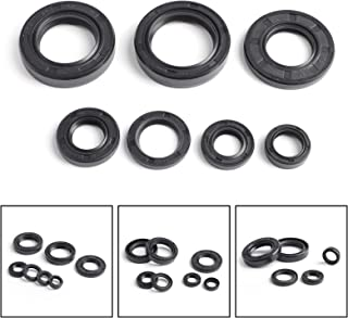 Areyourshop Dirty Bike Engine Oil Seal Rebuild Kit Fits For MX DT 125/175 YZ100 YZ125
