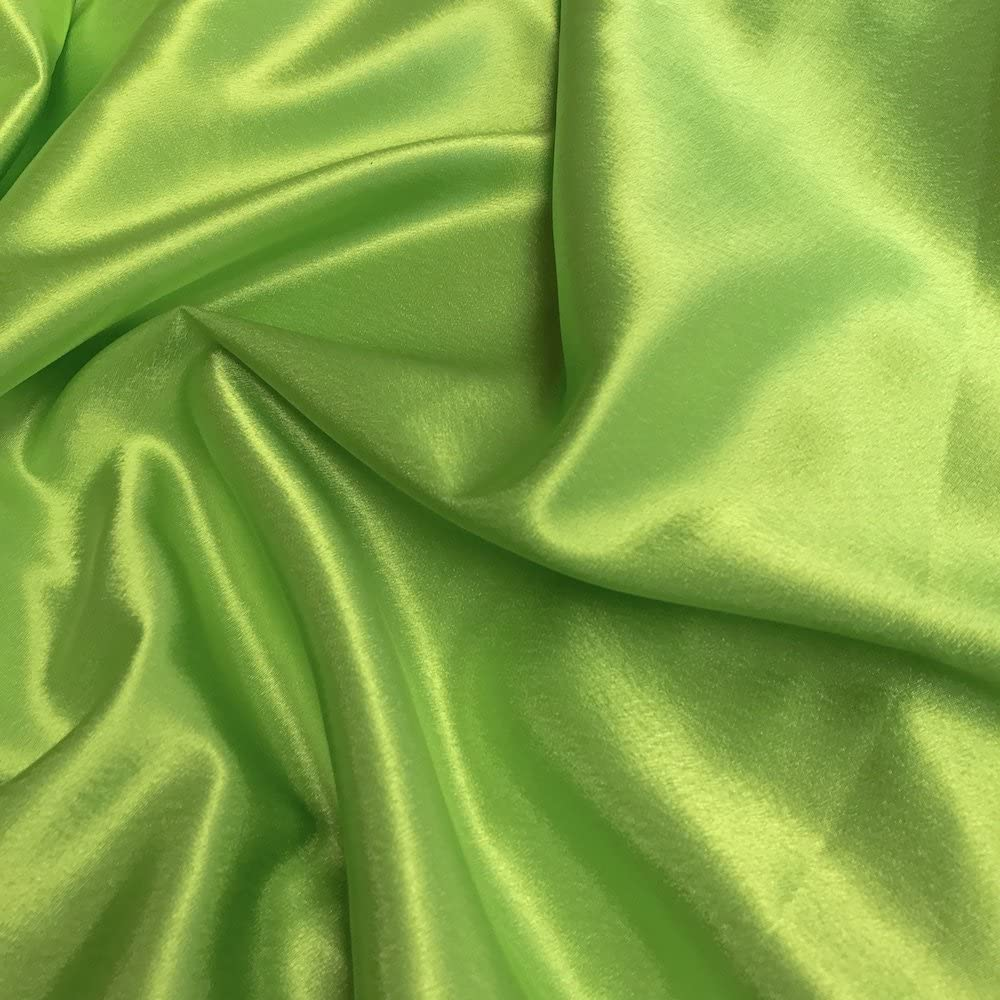 Crepe Back Satin Bridal Fabric Drapery Popular standard by Inches The Soft Ya Latest item 60