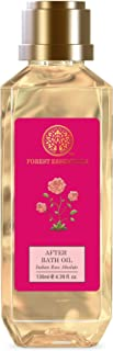 Forest Essentials After Bath Oil Indian Rose Absolute 130ml (Bath Oil)