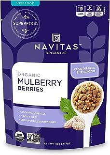 Navitas Organnics NAVITAS MULBERRIES ORG Organic, 8 Oz