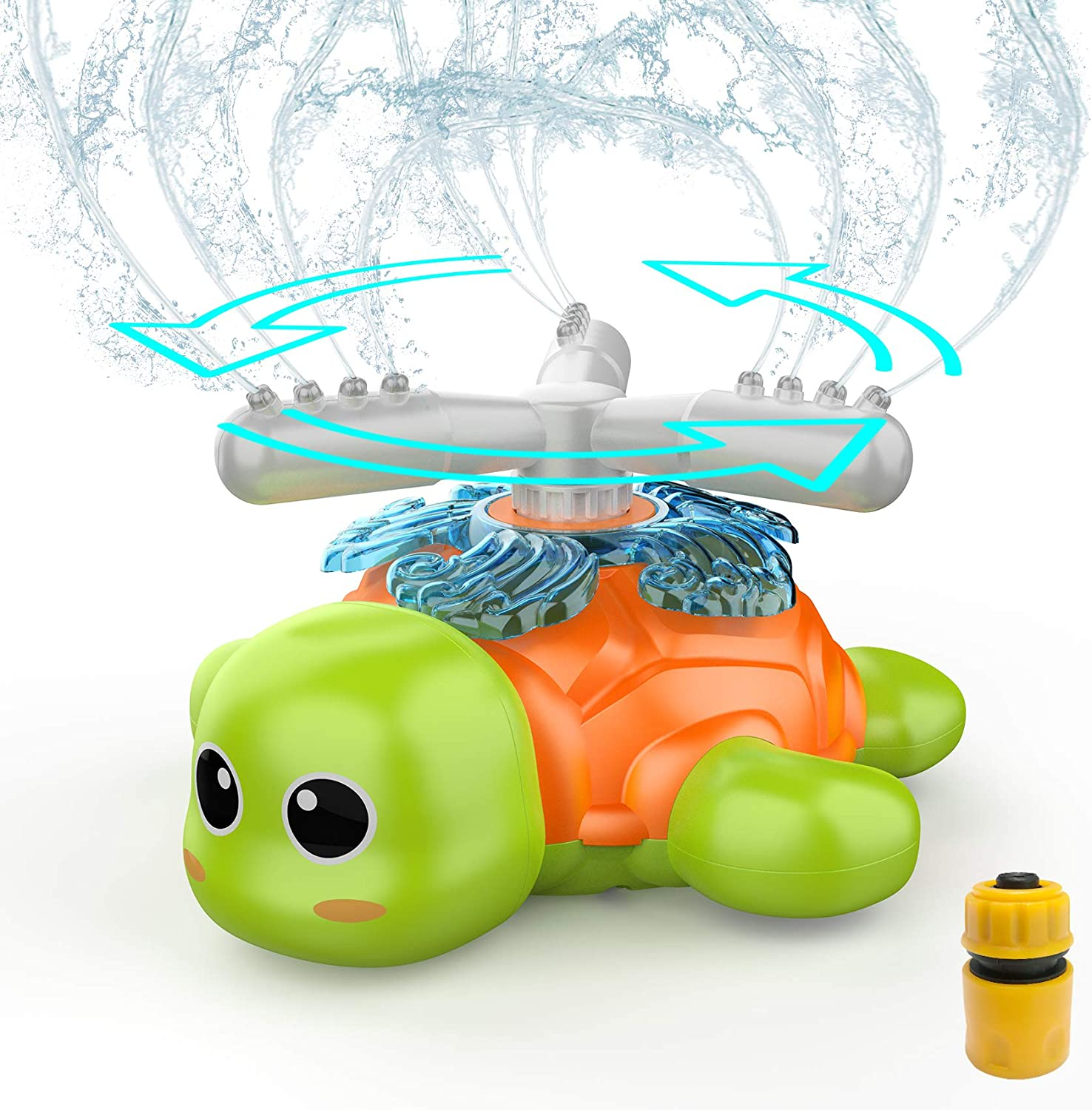 FOSUBOO Outdoor Sprinkler Toys for Kids Water price 40% OFF Cheap Sale Tod