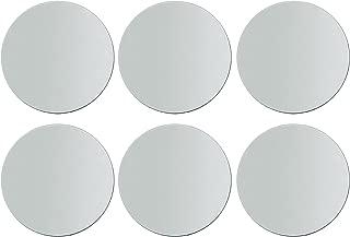 6-PACK - Darice 1635-70 Round Mirror, 10-Inch