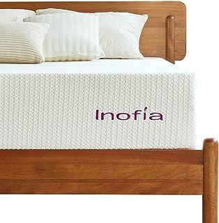 Inofia Mattress Memory Foam Lavender (160 x 200 cm)