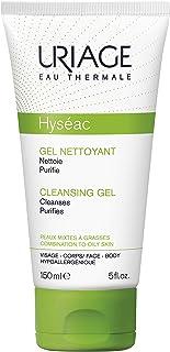 Uriage Hyseac Cleansing Gel, 5 Fl Oz
