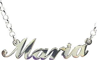 Collar con Nombre DE Plata DE Ley 925/1000 - MASBARATA.ES