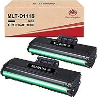 Toner Kingdom Reemplazo de Cartucho de Toner Compatible para Samsung MLT-D111S para Samsung Xpress M2026 M2027 M2026W...