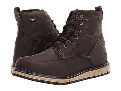 Keen Utility 6 San Jose Waterproof Soft Toe (Cascade Brown) Men