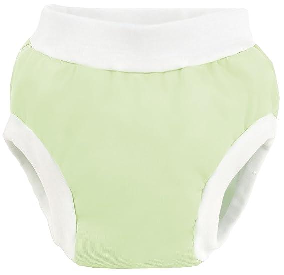 Kushies Baby PUL Training Pant-White-Large