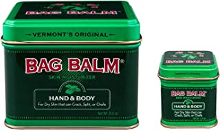 Bag Balm 2 Pack (8 Ounce & 1 Ounce)