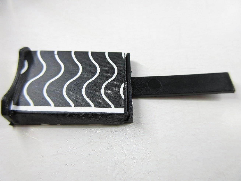 はげモジュールホット【ラインストーン77】 マグネットネイル用磁石 柄選択可 (波)