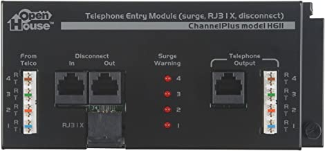 OPEN HOUSE H611 TELEPHONE SURGE MODULE
