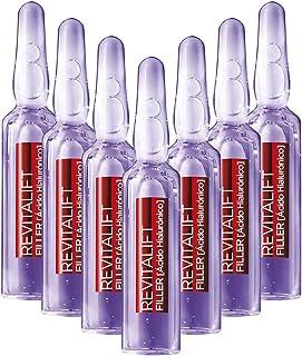 L´Oréal Paris Dermo Expertise - Revitalift Filler ampollas hialurónicas rellenadoras intensivas con ácido hialurónico - 7...