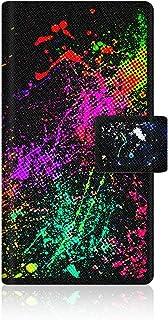 CaseMarket 【手帳型】 apple アイポッド タッチ 第5世代 iPod-touch5 スリムケース [ グラフィック クレイジー ペイント アート ] レザー手帳