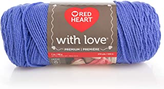 Red Heart with Love Yarn Iris