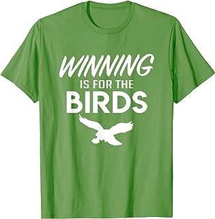 Philly Football WINNING BIRDS T Shirt Philadelphia Fan Gift