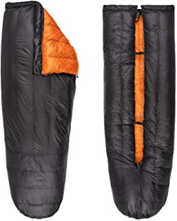 Featherstone Moondance 25 850 Fill Power Down Top Quilt Mummy Sleeping Bag Alternative for Ultralight Backpacking Camping ...