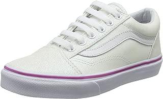 Vans Girls Old Skool Glitter Lace Sneakers