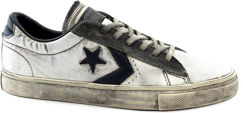 Converse Pro Leather Vulc Ox Ltd : Amazon.it: Moda