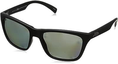 Hobie Woody Polarized Rectangular Sunglasses