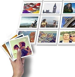 comprar comparacion FOTOCENTER Revelado de Fotos cuadradas Instagram 36 Fotos a tamaño 10x10 cm