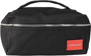 Calvin Klein Men's Sport Essential + Washbag, Black, One Size