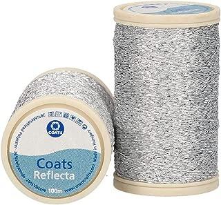 MEZ 4644100-09540 Fil /à coudre en polyester Bleu
