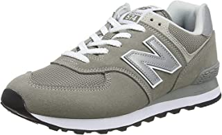 New Balance 574 Core, Baskets Homme, Grey, 49 EU