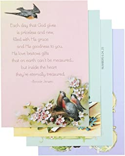 Birthday - Inspirational Boxed Cards - Victorian Blessings