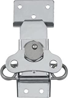 Reliable Hardware Company RH-2636/0371-A Spring Loaded Butterfly Latch, Large and Keeper