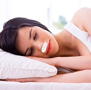 Zealite Anti Snoring and Air Purifier Nose Snore Stopper 2 in 1 Nose Vents Nasal Congestion Mini Snore Relief Device Night...
