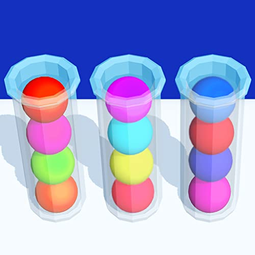 Sort it Color Balls 3D