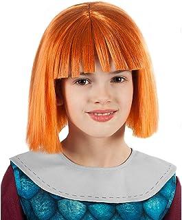 Maskworld Peluca de Vicky el Vikingo para niños - Accesorios Disfraces