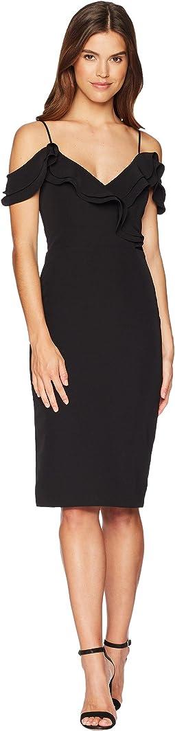 Bardot - Raene Frill Dress