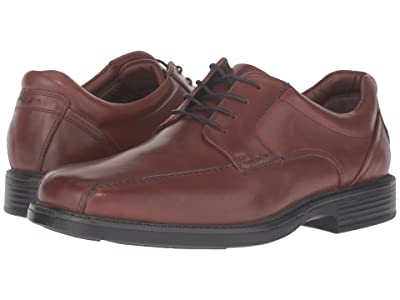 Johnston & Murphy Waterproof XC4(R) Stanton Run Off Lace-Up (Tan Waterproof Calfskin) Men