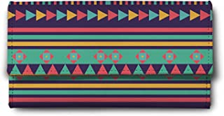 ShopMantra Multicolored Faux Leather Women's & Girl's Wallet (LW00000211)