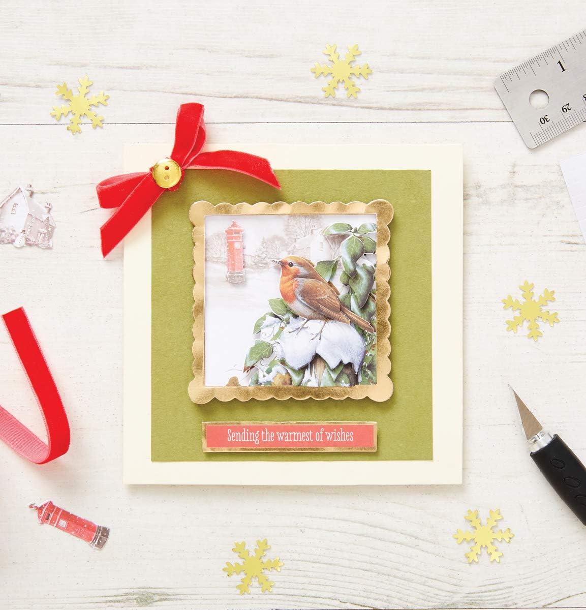 crème Anita/'s A6 Carte et Enveloppe pack de 100
