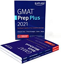 GMAT Complete 2021: 3-Book Set: 6 Practice Tests + Proven Strategies + Online