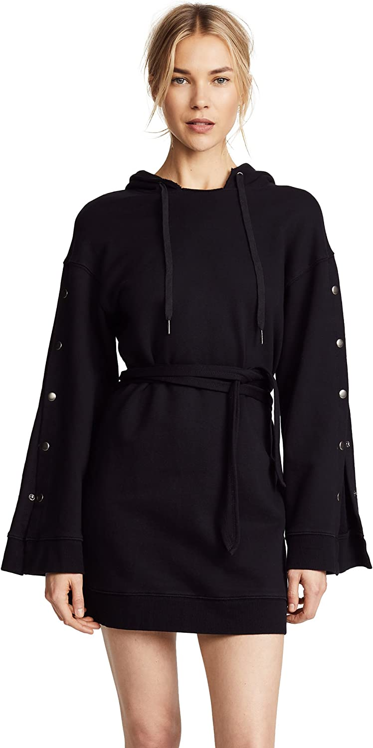 Pam & Gela Women's Hooded Dress