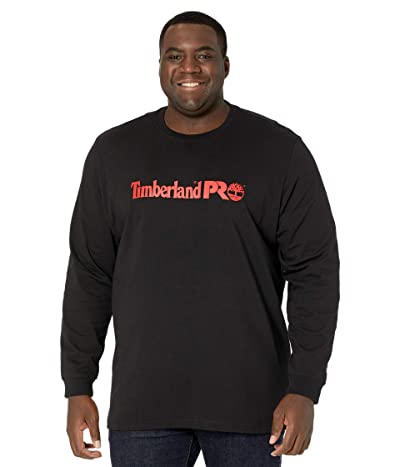 Timberland PRO Extended Base Plate Long Sleeve Graphic T-Shirt