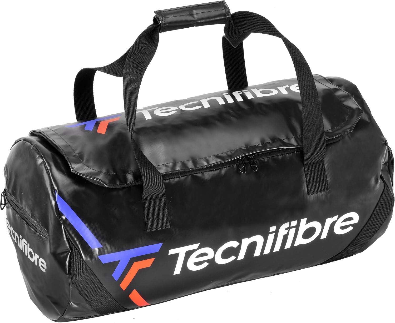 Tecnifibre Tour Endurance RACKPACK M - Bolsa de Tenis y pádel Adulto, Unisex, Negro, Talla M