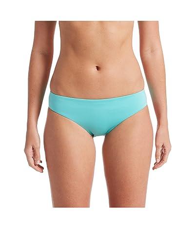 Nike Essential Scoop Bikini Bottoms (Aurora Green) Women